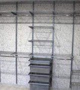 Шкаф-купе в гостиной - фотографии наполнения