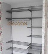Встроенный шкаф-купе в детской - наполнение, фотографии