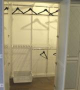 Встроенный шкаф в мансарде - наполнение, фото, цены