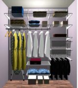 Проект шкаф-купе в спальне