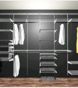 Проект - шкаф-купе в спальне