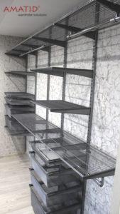 встроенный шкаф-купе в спальне наполнение