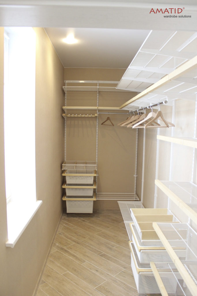 гардеробная система аристо декор