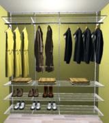 Проект шкафа-купе в прихожей