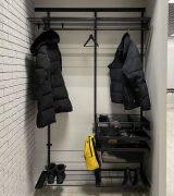 Фотография встроенного шкафа-купе в спальне